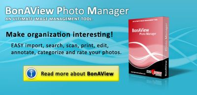 BonAView Photo Manager for Windows