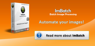 ImBatch - Batch Image Processing